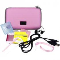 Buy Logic3 DSi Starter Pack - Pink from Logic3