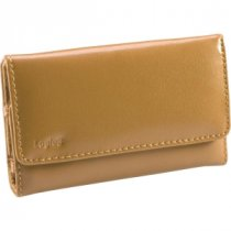 Buy Logic3 Leather Wallet for iPhone4 - Brown from Logic3