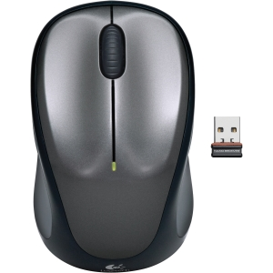 Buy Logitech M235 - Wireless Optical Mouse - Black from Logitech