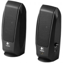 Buy Logitech S120 2.0 PC Speakers from Logitech