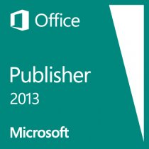 Buy Microsoft Publisher 2013 1 user Open License Program - NoLevel from Microsoft