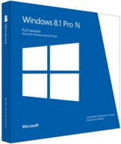 Buy Microsoft Windows 8.1 Pro Pack N 32/64bit - Product Upgrade Pack from Microsoft