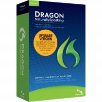 Buy Nuance Dragon NaturallySpeaking 12 Premium Upgrade from Naturall from Nuance