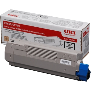 Buy Oki 43865708 8k Black Toner from OKI