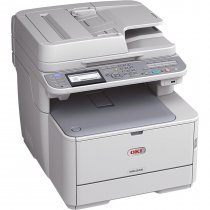 Buy OKI MC342DN (A4) Colour Multifunction Printer (Print/Scan/Copy/F from OKI