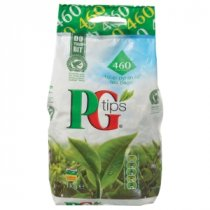 Buy PG Tips One Cup Teabag (Pk460) from PG TIPS