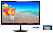 Buy Philips 244E5QHSD/00 - 24'' Full HD LCD Monitor 5ms 1920x1080dpi from Philips