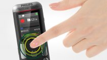 Buy Philips VoiceTracer DVT2500 (4GB) Digital Recorder with Colour D from Philips