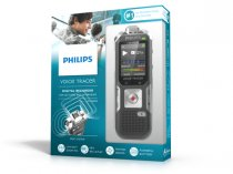 Buy Philips VoiceTracer DVT6000 (4GB) Digital Recorder with Colour D from Philips