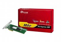 Buy Plextor M6e PX-AG128M6E - 128GB PCIe Internal Solid State Drive from Plextor