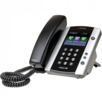 Buy Polycom VVX 500 12 Line Business Media Phone with HD Voice - Bla from Polycom