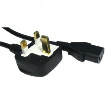 Buy POWER CORD(UK)3M AMP FUSE(KETTLE) from CABLES DIRECT