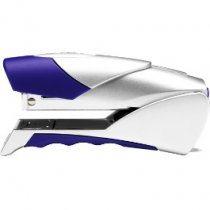 Buy Rexel Gazelle Stapler Half Strip Blue from REXEL