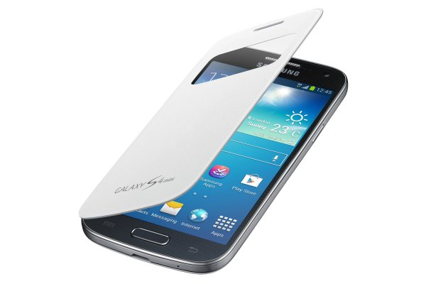 Buy Samsung EF-CI919B - Galaxy S4 Mini S View cover from Samsung