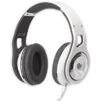 Buy Scosche RH1056M Reference On Ear Headphones (White) with Inline from Scosche