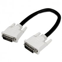 Buy StarTech 1 ft DVI-D Dual Link Digital Video Monitor Cable - M/M from StarTech