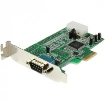 Buy StarTech 1 Port Low Profile Native RS232 PCI Express Serial Card from StarTech