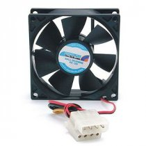 Buy StarTech 8cm Dual Ball Bearing Computer Case Fan w/ LP4 Connecto from StarTech