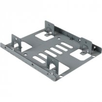 Buy StarTech BRACKET25X2 - Dual 2.5 SATA Hard Drive to 3.5 Bay Mount from StarTech