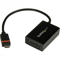 Buy StarTech SlimPort / MyDP to VGA Video Converter - Micro USB to V from StarTech