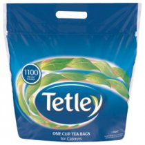Buy Tetley One Cup Teabag Pk1100 from TETLEY