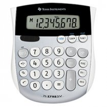 Buy ^TI-1795 SV DESKTOP CALCULATOR from TEXAS INSTRUMENTS