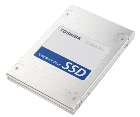 Buy Toshiba 128GB SATA III SSD 6Gbps NAND Flash 49g Silver from Toshiba