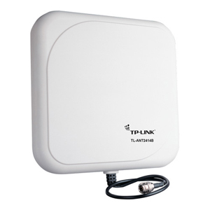 Buy TP-Link 14dBi 2.4GHz Outdoor Directional Antenna from TP-Link