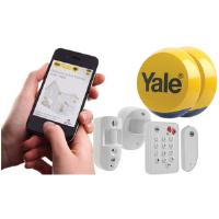 Buy Yale Easy Fit SmartPhone Alarm with PIR Camera TEST from Yale